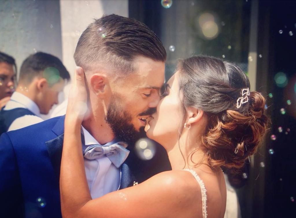 F & A remercient The Wedding Day pour l'organisation de leur mariage