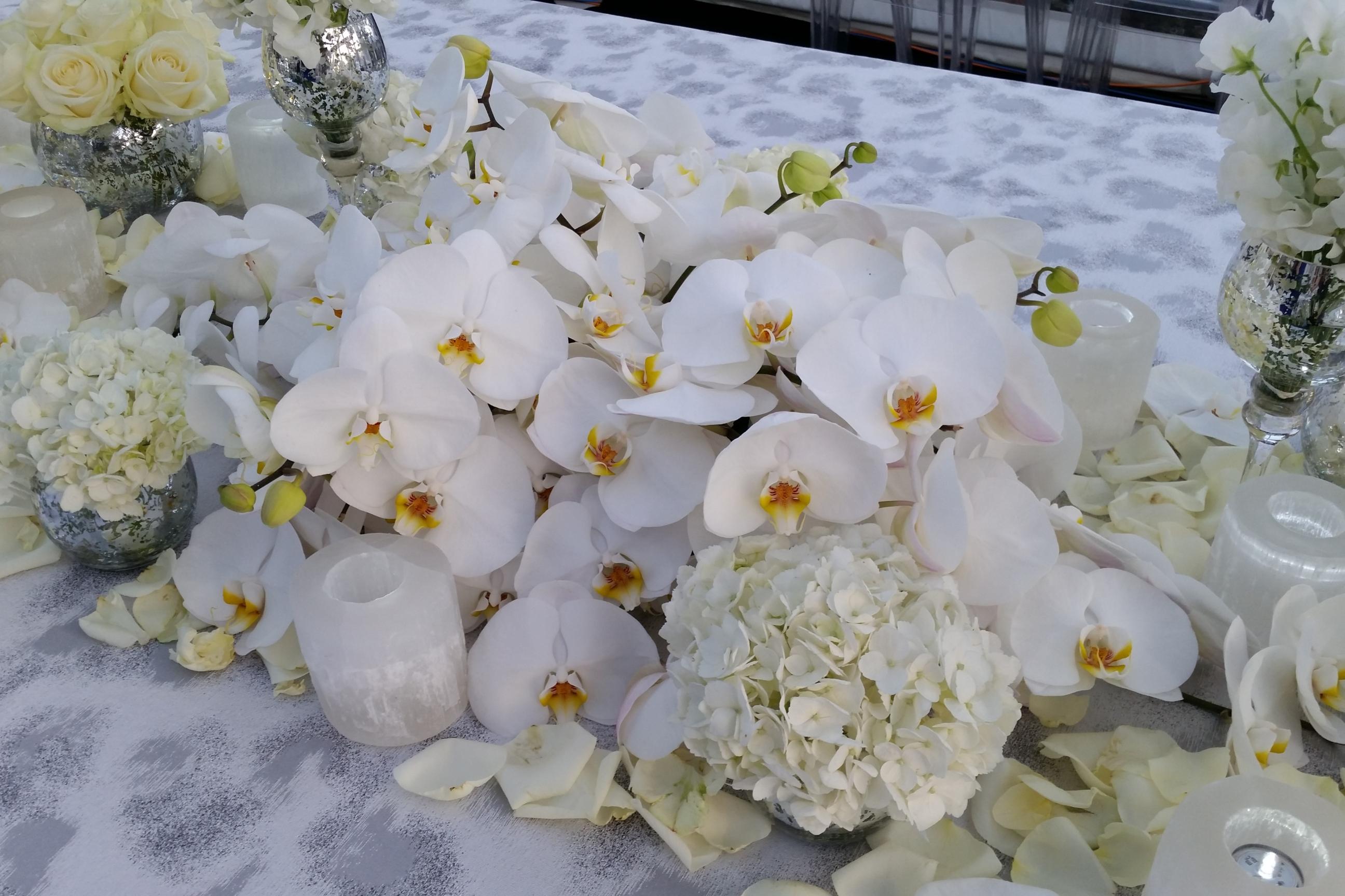 The Wedding Day offre une palette de prestations complète: fiançailles, mariages et baby shower