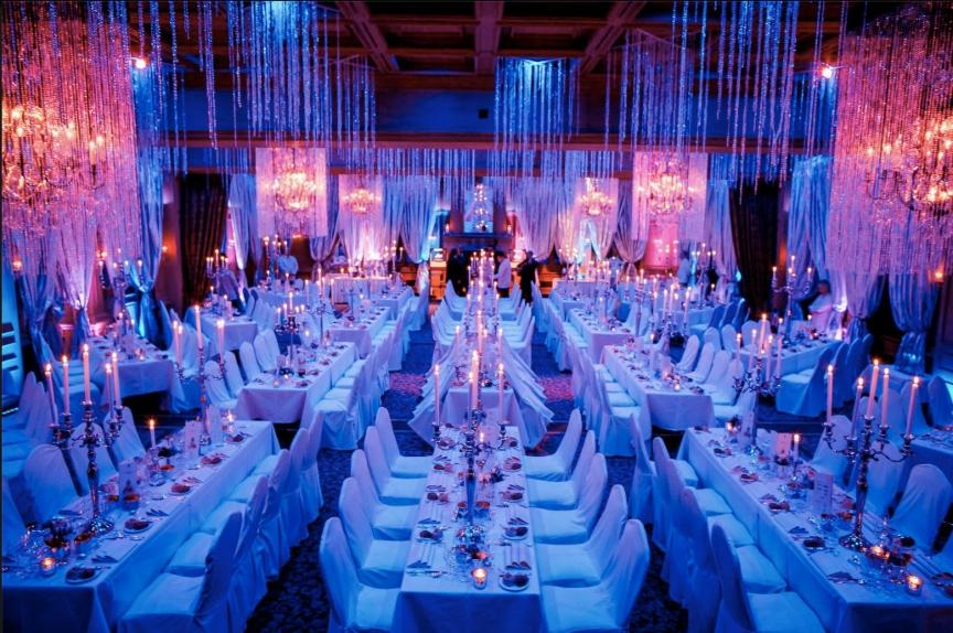 The Wedding Day gère le son et les lumières de vos événements.